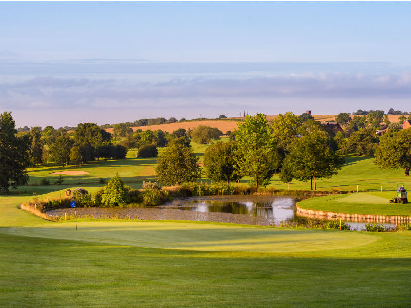 Open Fairways are delighted to welcome Morley Hayes in Derbyshire England