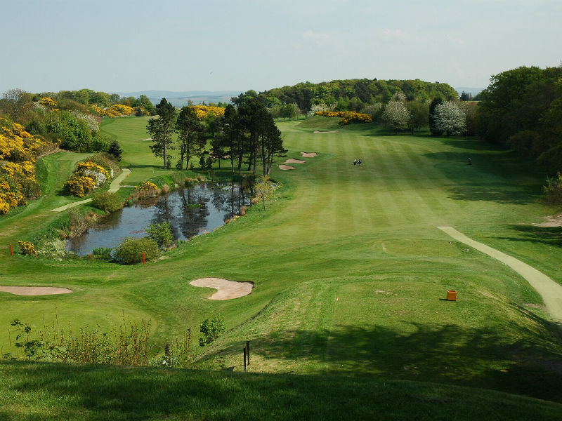 Experience the great game of golf with Mortonhall Golf Club in Edinburgh, Scotland