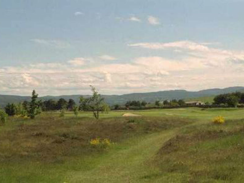 Say goodbye to those Monday blues with Muir of Ord Golf Club in Ross-shire, Scotland