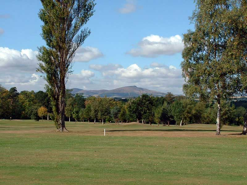 Get a taste for golf at the Newbattle Golf Club in Midlothian, Scotland