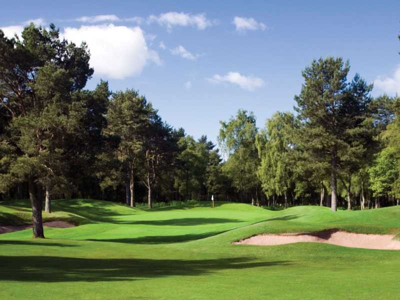 Thinking of a trip to Scotland this year, then consider at Newmachar Golf Club in Aberdeenshire