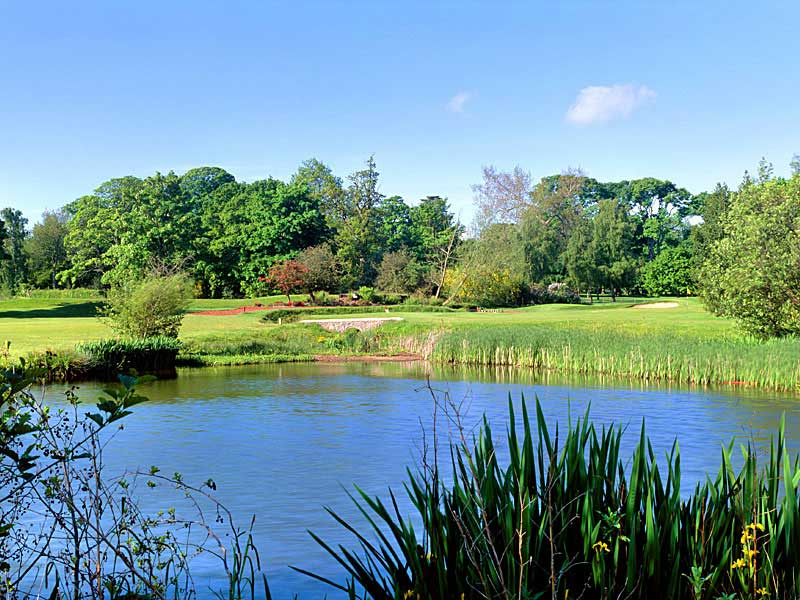 Northop Golf Club is a stunning 250-acre parkland course in Flintshire, Wales