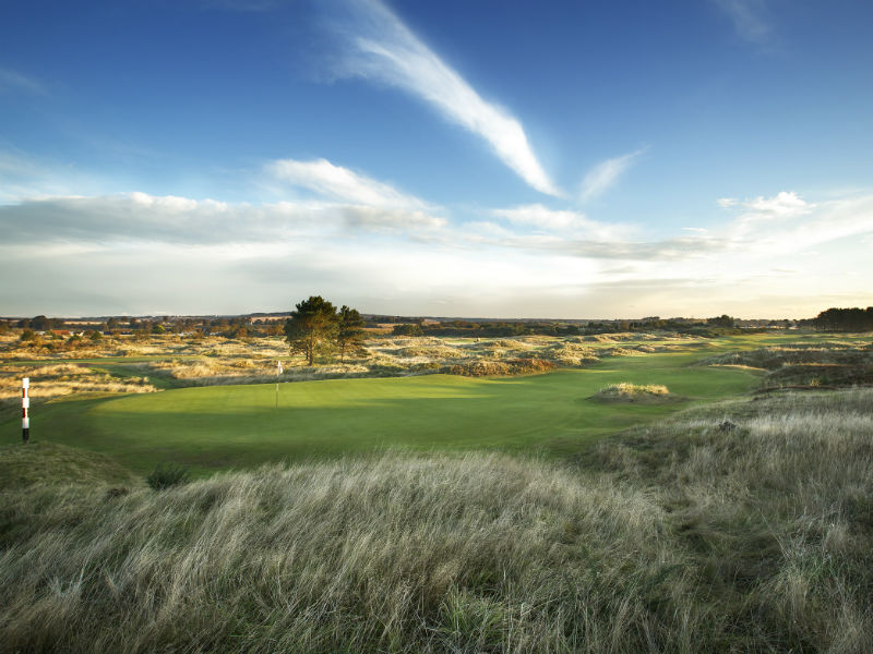 Visiting Scotland this year, then play fantastic golf at Panmure Golf Club in Angus