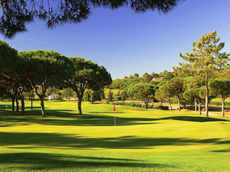 Get some sun and golf with Pinheiros Altos Golf Resort on the Algarve