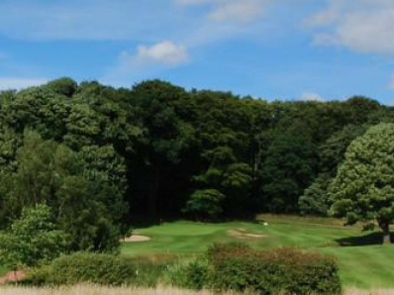Play some golf at Pitreavie Golf Club in Fife, Scotland