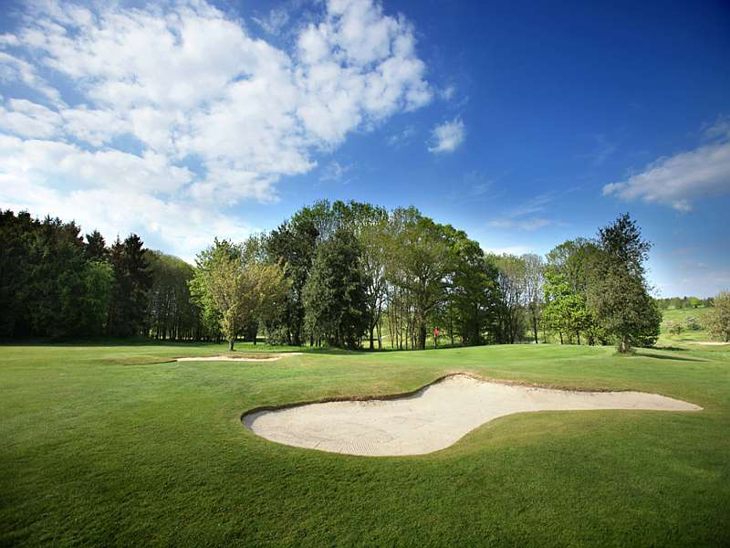 Visit two great but challenging courses in Hertfordshire at Redbourn Golf Club