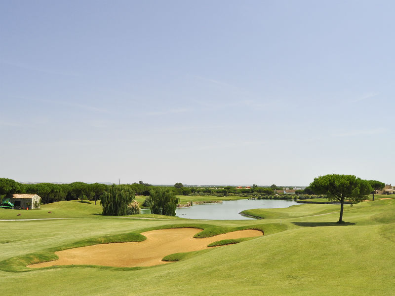 Enjoy some lovely winter sun with golf in Sancti Petri Hills Golf, Cadiz, Spain