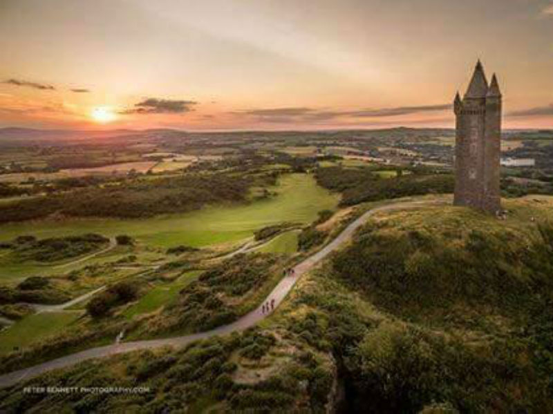 Play great but challenging golf at the beautiful Scrabo Golf Club in Newtownards, County Down