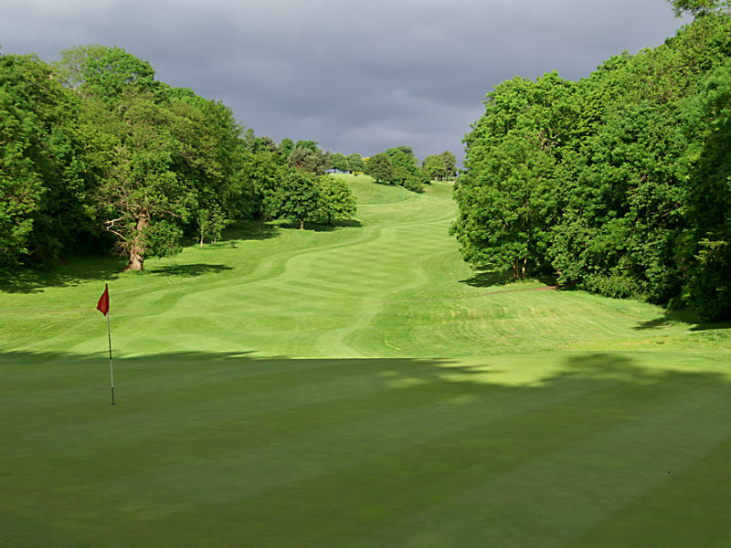 Dust off your golf clubs and play the beautiful Shirehampton Park Golf Club in Gloucestershire