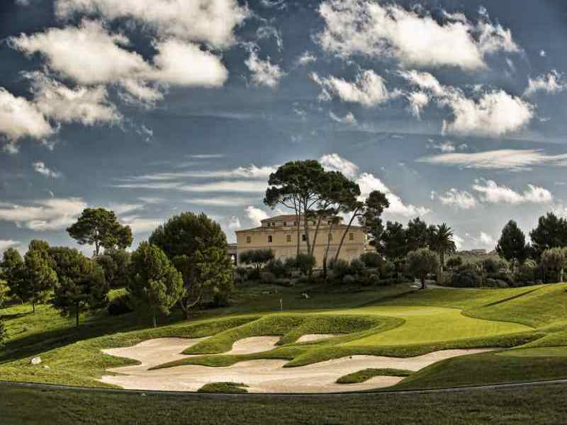 Shake of those winter blues at Son Gual Golf in Mallorca, Spain