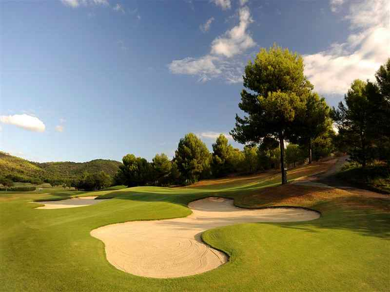 If visiting the Balearic Islands, make sure you get a game in at Arabella Golf Son Quint, Mallorca