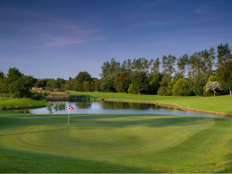 Play some golf at St Margarets Golf & Country Club in Dublin, Ireland