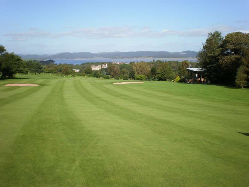 Enjoy a beautiful Summer game of golf at Ulverston Golf Club in Cumbria, England