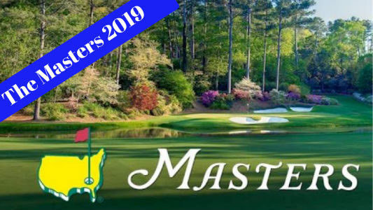 What a great way to start of your weekend early by watching the Masters!!