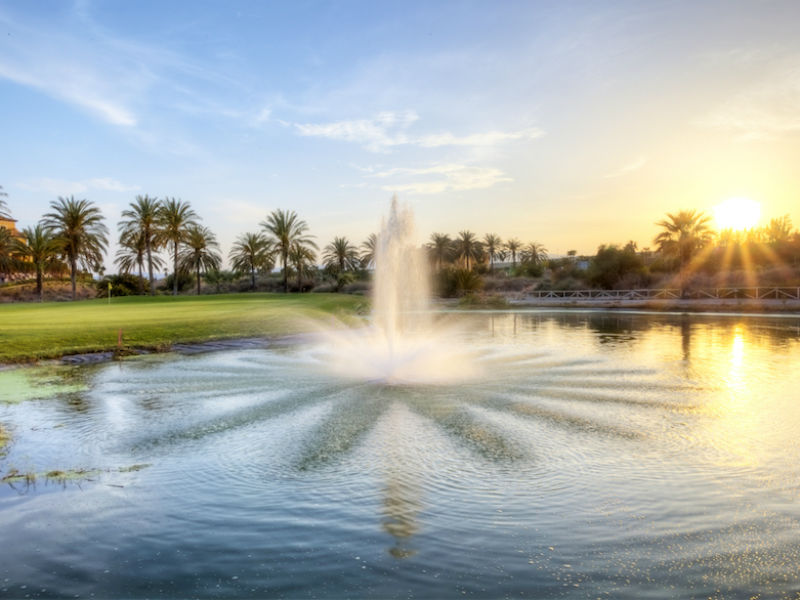 Shake of those winter blues this January at Valle del Este Golf Resort in Almeria, Spain