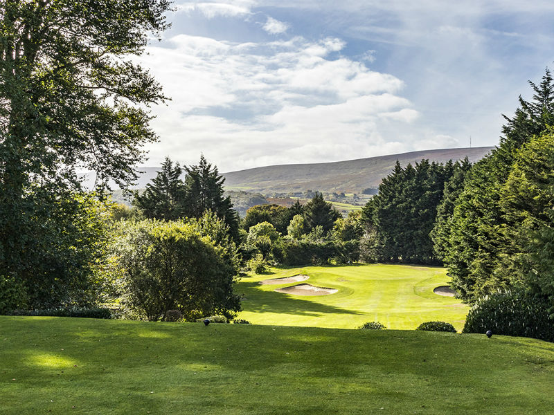 The forecast is good for Northern Ireland this weekend so play great golf at Warrenpoint Golf Club