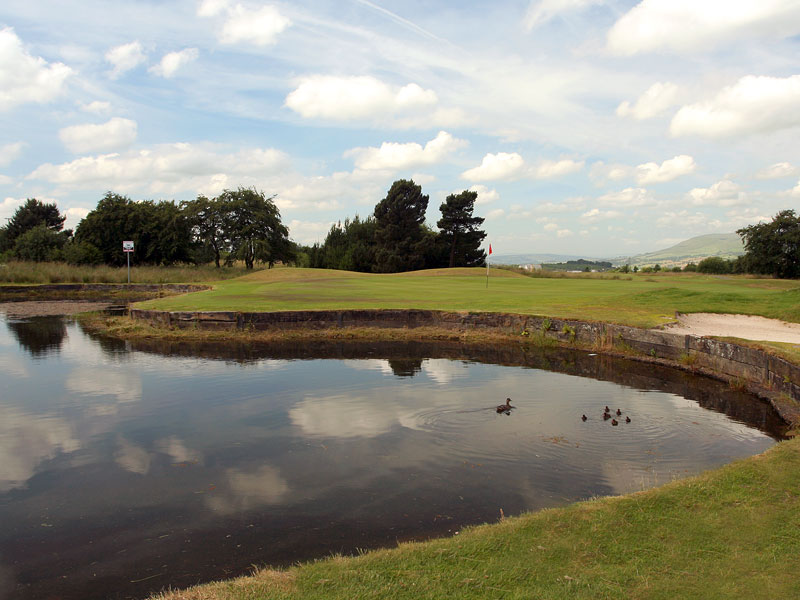 Play golf in Scotland at the beautiful The Westerwood Hotel & Golf Resort in Dunbartonshire