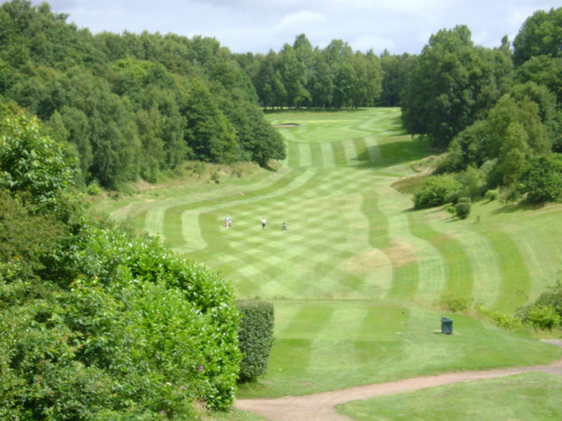 Golf gets better with practice so play the Whitefield Golf Club in Manchester, England