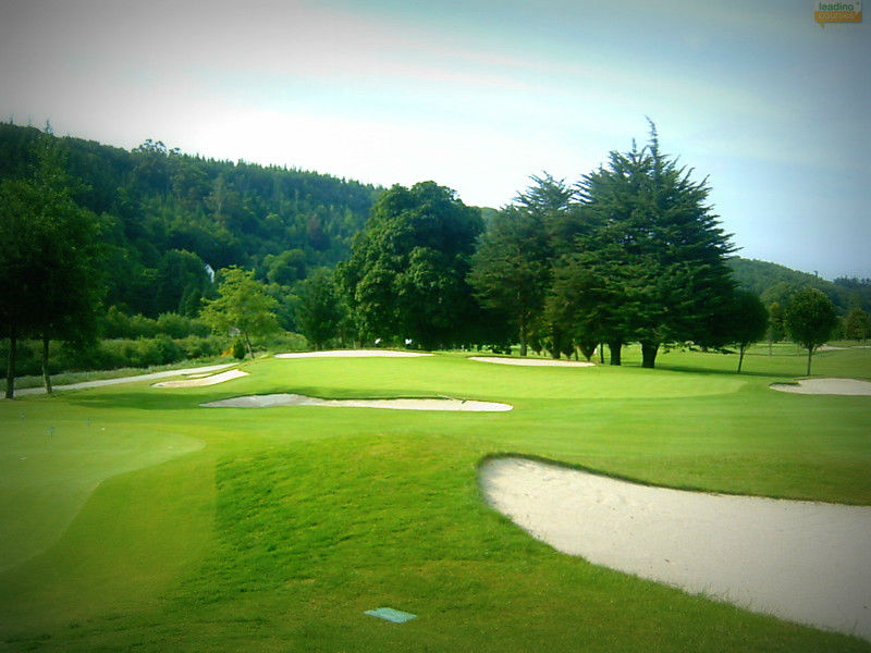 Enjoy an Autumn game of golf at Woodenbridge Golf Club in Wicklow, Ireland