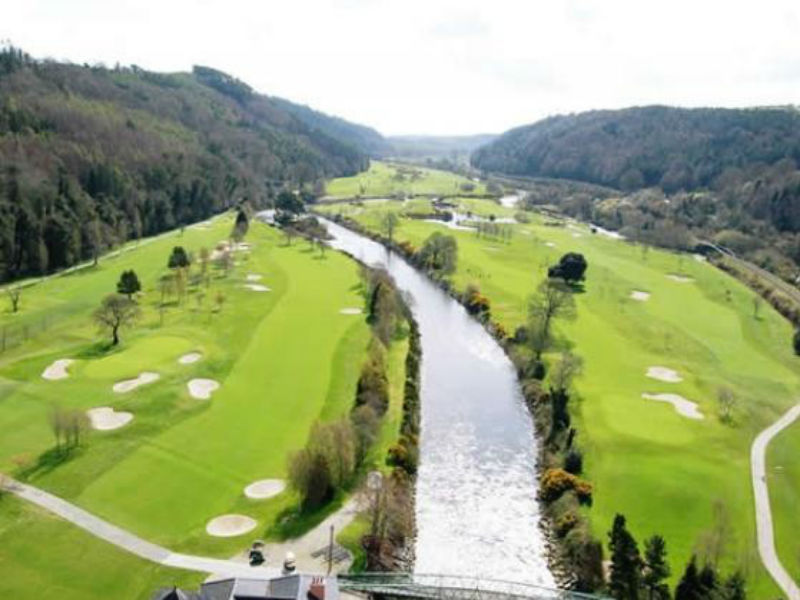 Thinking of great golf in Ireland, then try the lovely Woodenbridge Golf Club in Wicklow