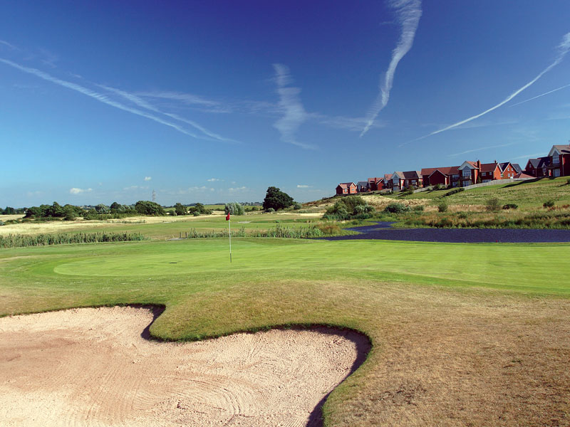 If in the Cheshire area throughout 2018 make sure you play Wychwood Park Golf Club, England