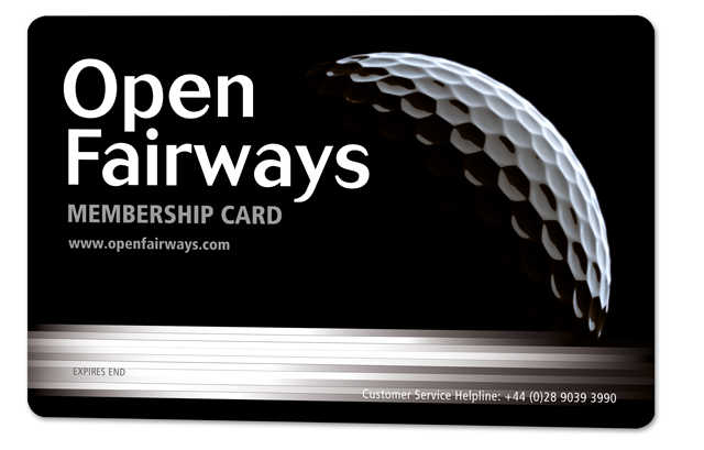 Join Open Fairways for golf discounts